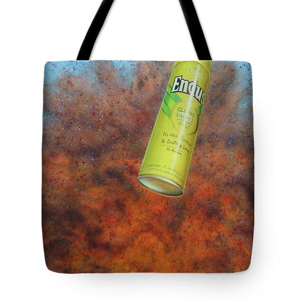 I.e.d. 2 Tote Bag by James W Johnson