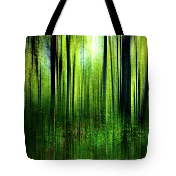 If A Tree Tote Bag