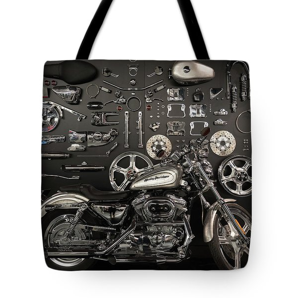 Tote Bag featuring the photograph If Bling Is Your Thing by Randy Scherkenbach