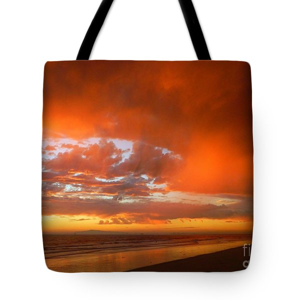 If I Could Touch The Sky Tote Bag
