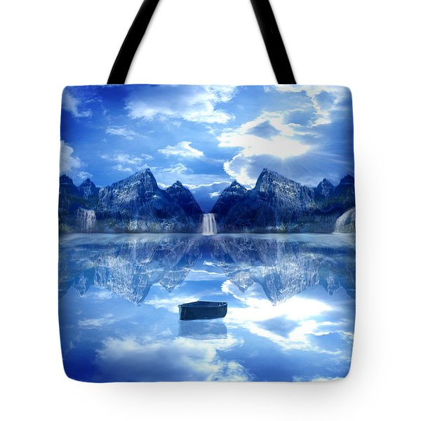If I Could Turn Back Time Tote Bag