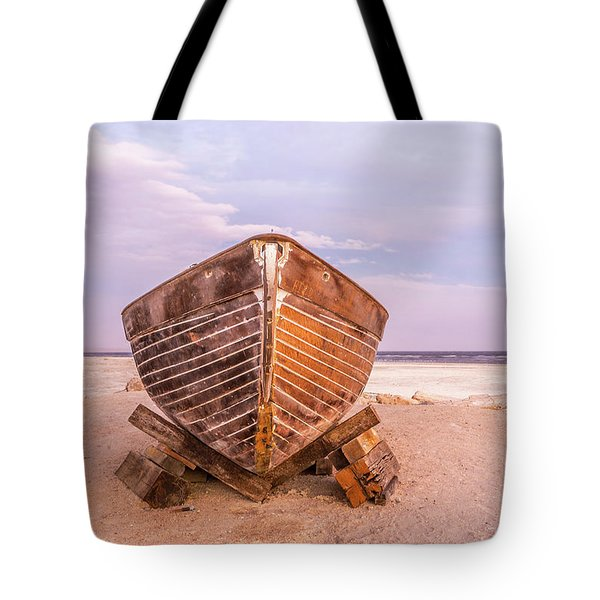 Tote Bag featuring the photograph If I Had A Boat by Peter Tellone