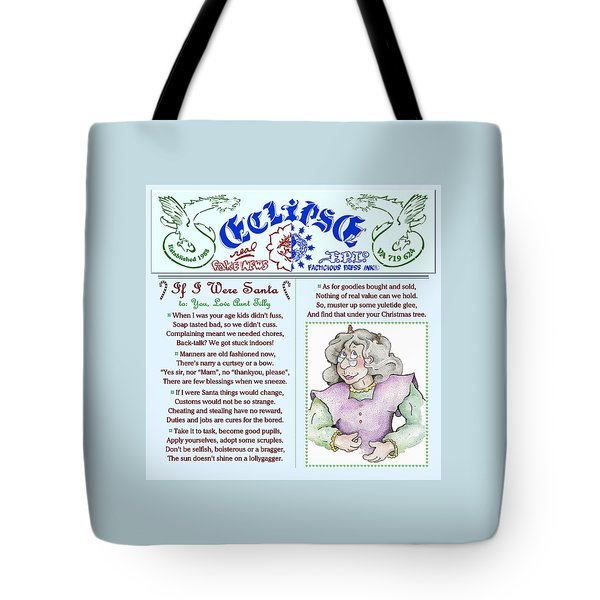 Real Fake News Tilly Excerpt Tote Bag