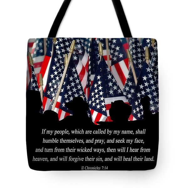 If My People Tote Bag