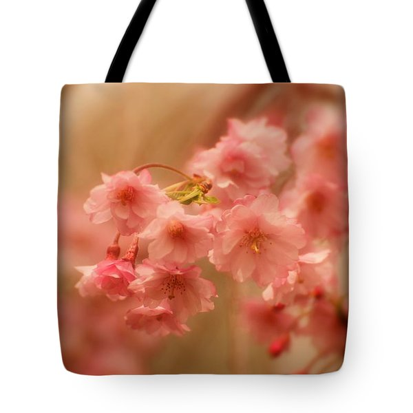 If Only For A Moment Tote Bag by Angie Tirado