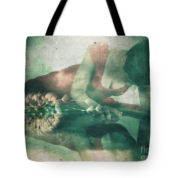 If Only I Wish Tote Bag by Jessica Shelton