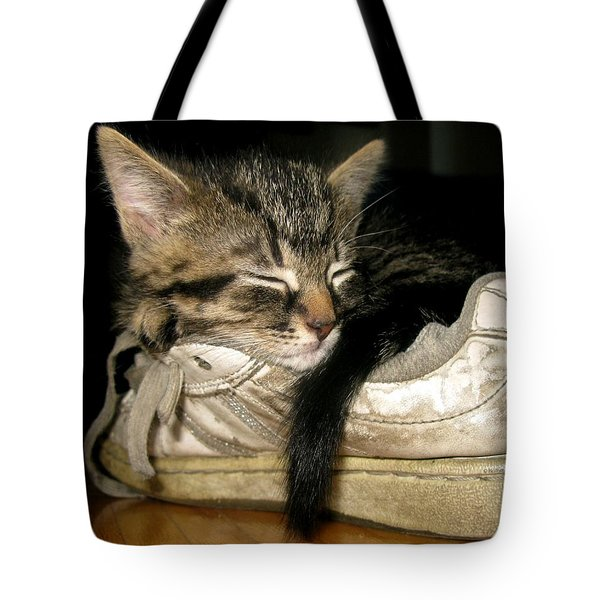 If The Shoe Fits Tote Bag by Heather King