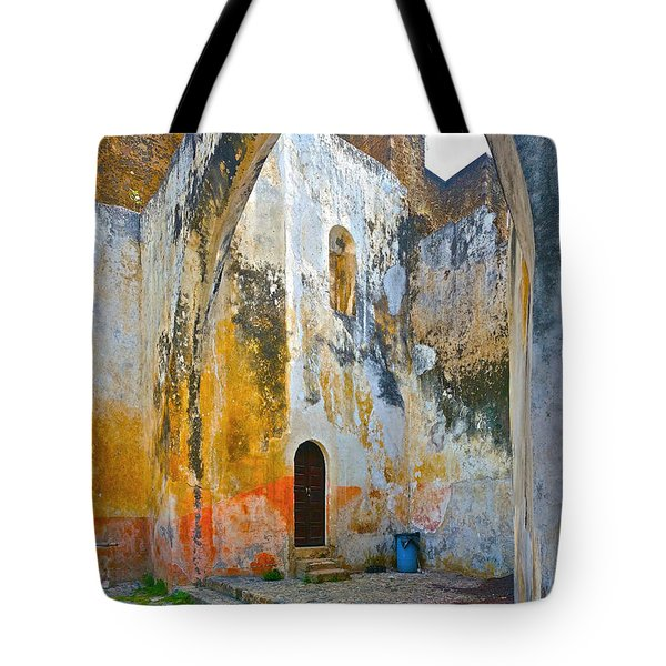 If These Walls Could Speak Tote Bag