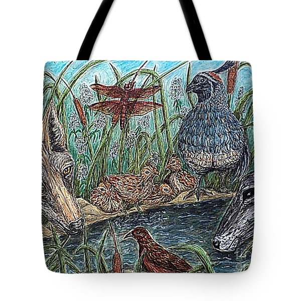 If They Can Share..? Tote Bag