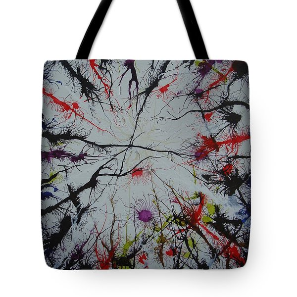 If We Could Just Join Hands Tote Bag
