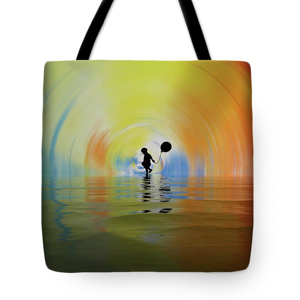 If You Are Reading This... Congratulations... You Are Alive Tote Bag by Sir Josef - Social Critic -  Maha Art