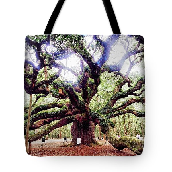 If You Ever Make It Out To Charleston Tote Bag