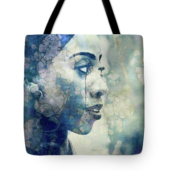 Tote Bag featuring the digital art If You Leave Me Now  by Paul Lovering
