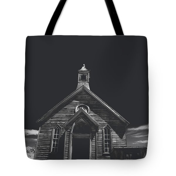 If You Should Pass Through These Doors Tote Bag