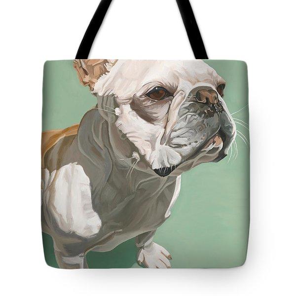 Ignatius Tote Bag