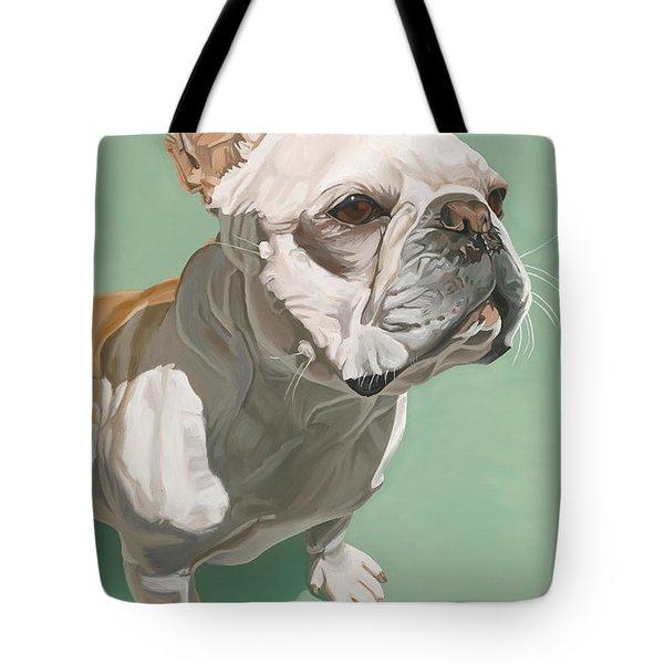 Ignatius Tote Bag by Nathan Rhoads