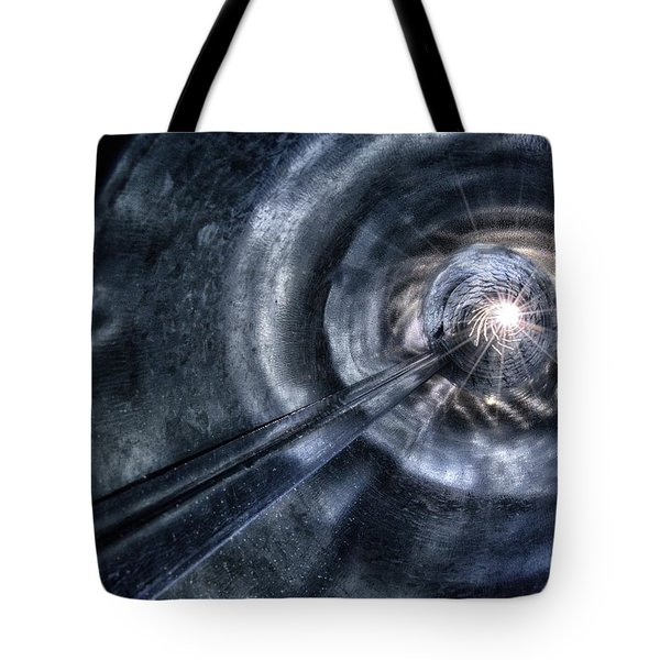 Tote Bag featuring the photograph Ignition by Mark Fuller