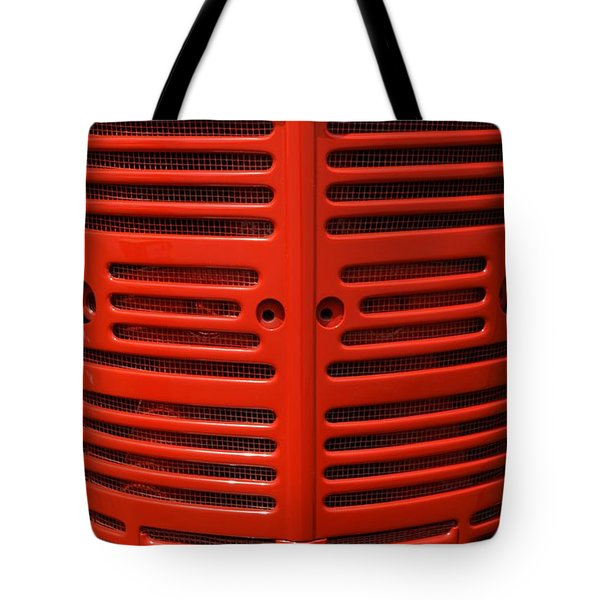 Ih Front Tote Bag by Meagan  Visser