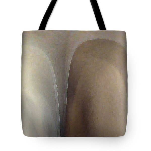 II - Caverns Tote Bag