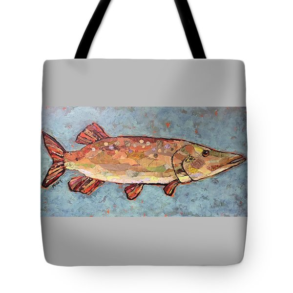 Ike The Pike Tote Bag