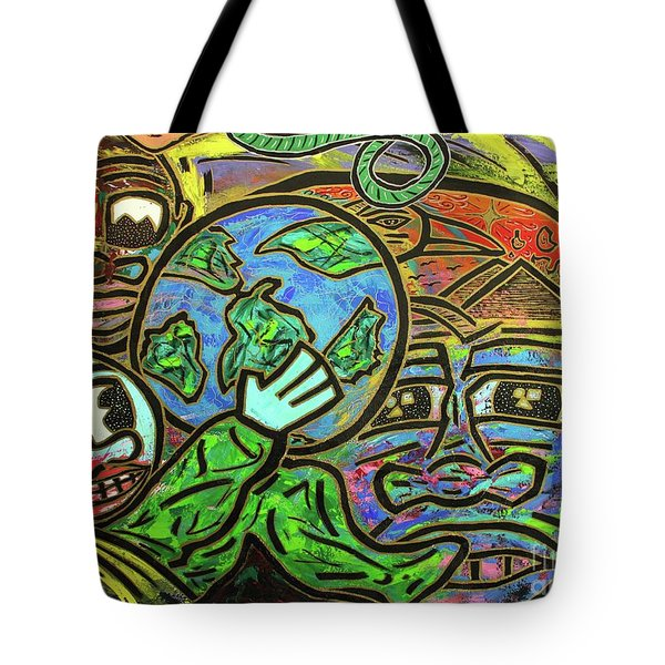 Ikembe's Dream Tote Bag