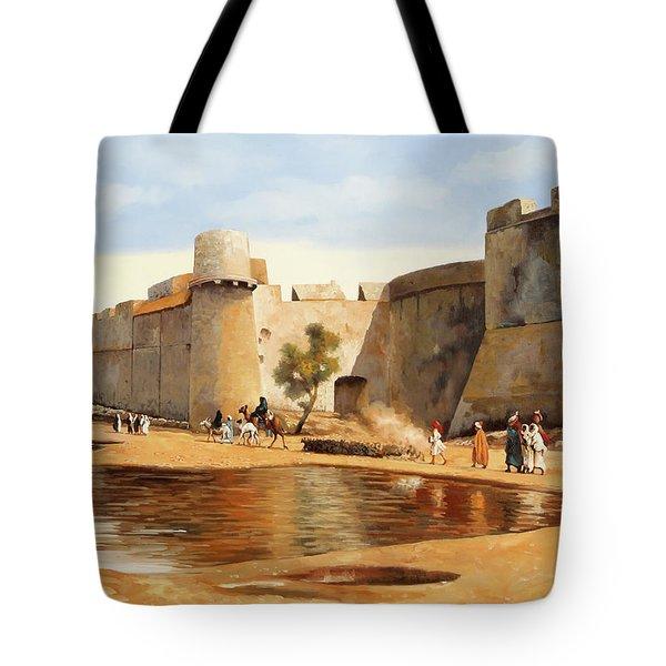Il Castello Tote Bag