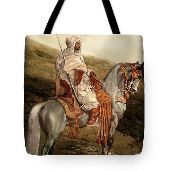 Il Cavaliere Tote Bag