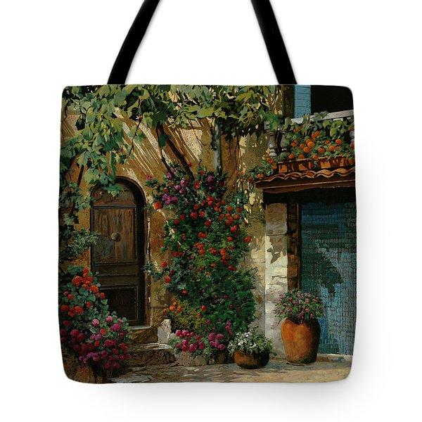 Il Giardino Francese Tote Bag