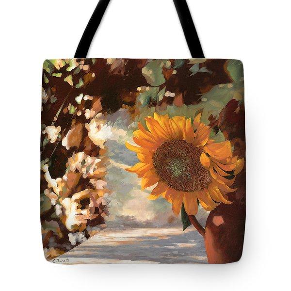 Il Girasole Tote Bag
