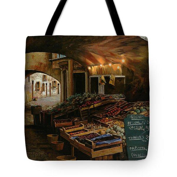 Il Mercato Francese Tote Bag
