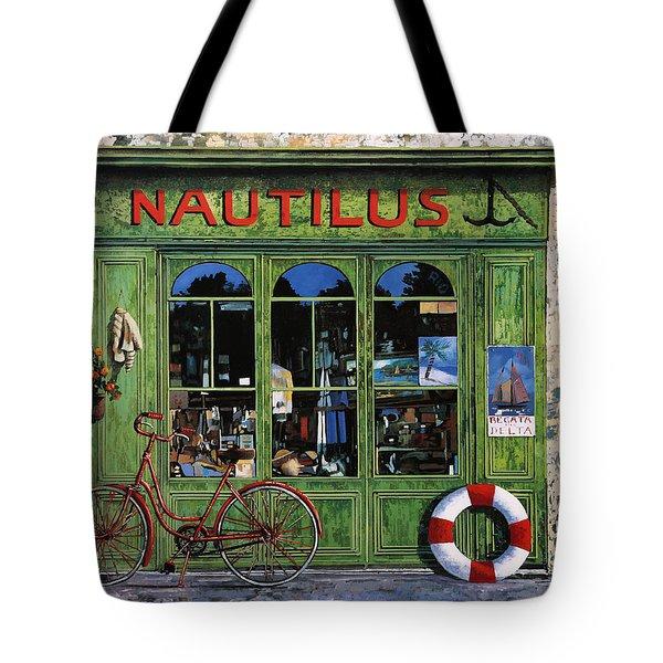 Il Nautilus Tote Bag