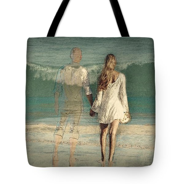 I'll Always Be Beside You Tote Bag