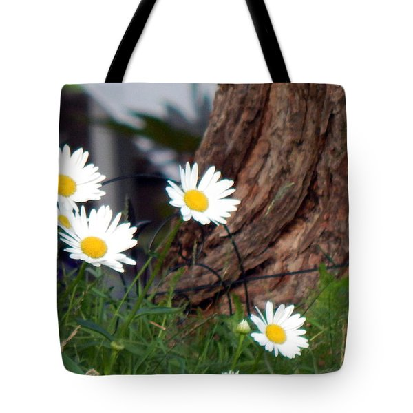 I'll Be Your Daisy Tote Bag