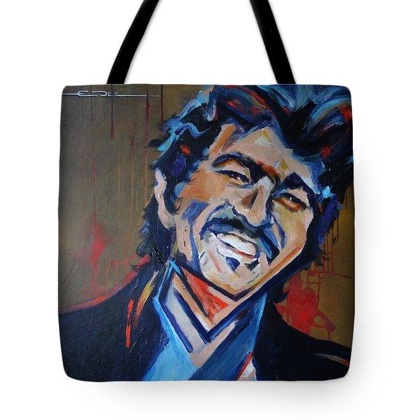 Illegal Smile Tote Bag