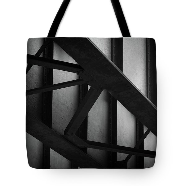 Illinois Terminal Bridge Tote Bag