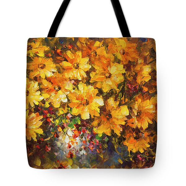 Illousion Of Love  Tote Bag by Leonid Afremov