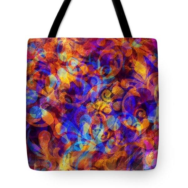Illucid Presence Tote Bag