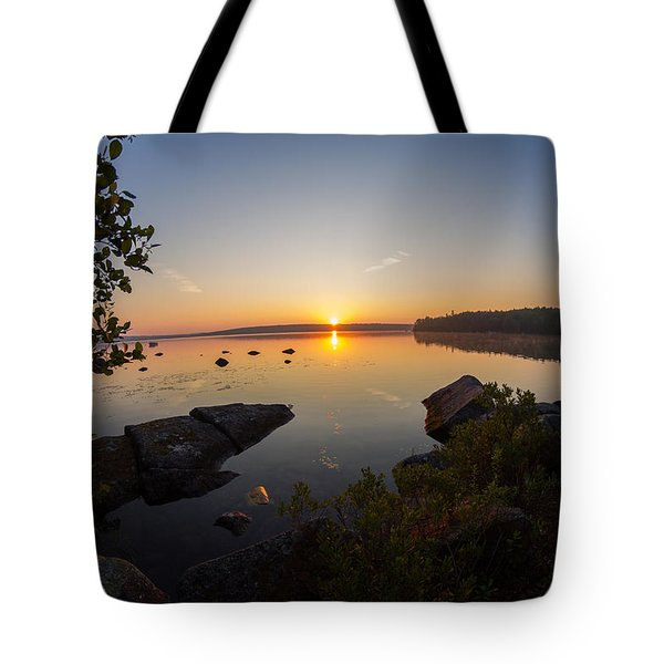 Illuminate This Celestial Ball Tote Bag