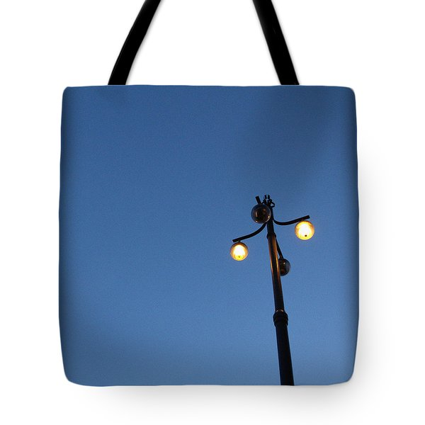 Illuminated Tote Bag