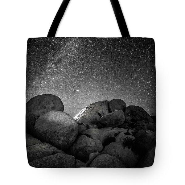 Tote Bag featuring the photograph Illuminati IIi by Ryan Weddle