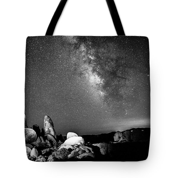 Tote Bag featuring the photograph Illuminati Iv by Ryan Weddle