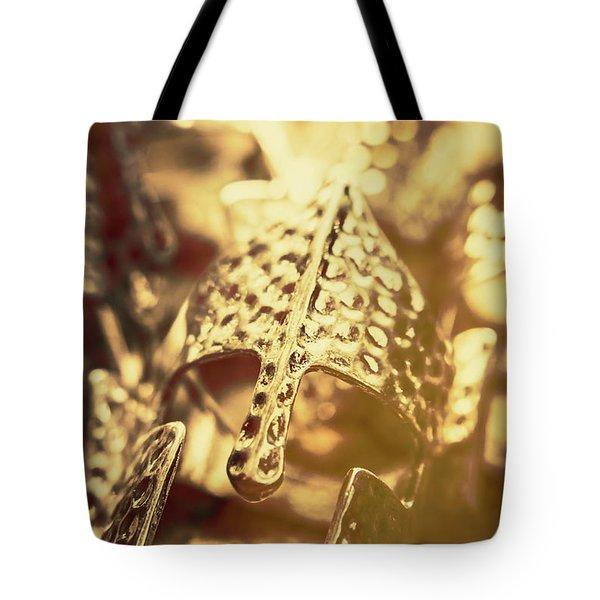 Illuminating The Dark Ages Tote Bag
