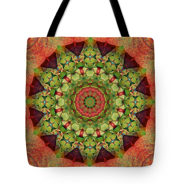 Tote Bag featuring the photograph Illumination by Bell And Todd