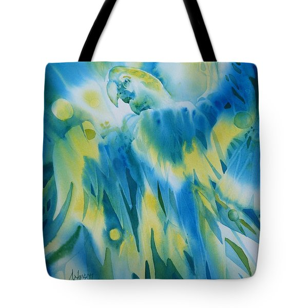 Illumination Tote Bag by Donna Acheson-Juillet