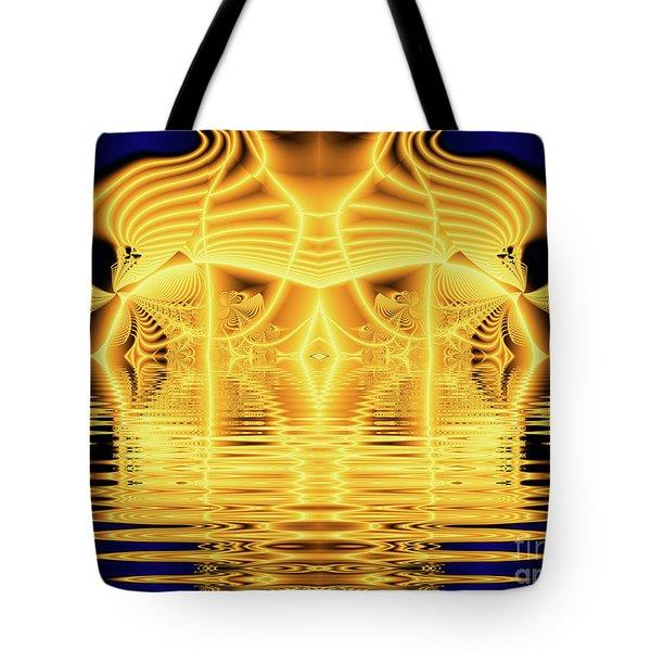 Illuminations Tote Bag