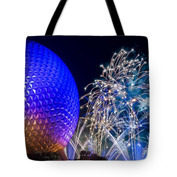 Illuminations Reflections Of Earth Tote Bag