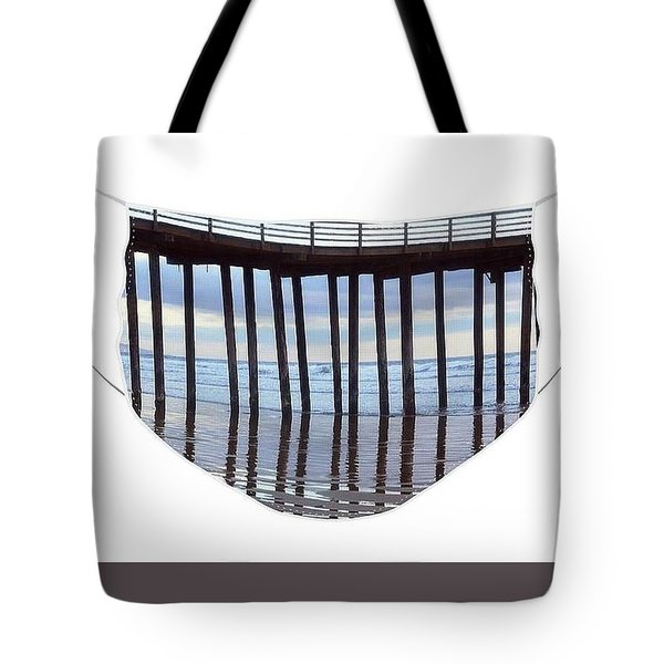 Illusion Tote Bag by Debby Pueschel
