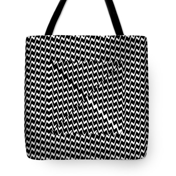 Illusion Exemplified Tote Bag