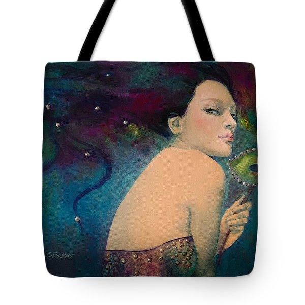 Illusory Tote Bag by Dorina  Costras