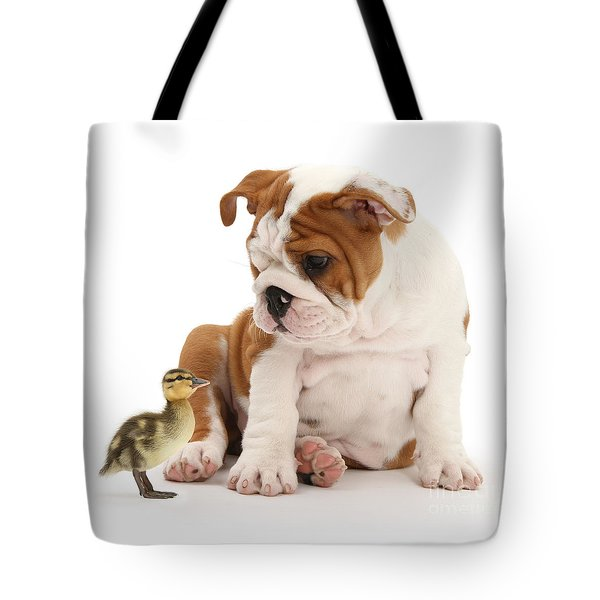 I'm A Quack Of All Trades Tote Bag